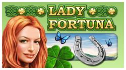 Bezoek de site van Lady Fortuna