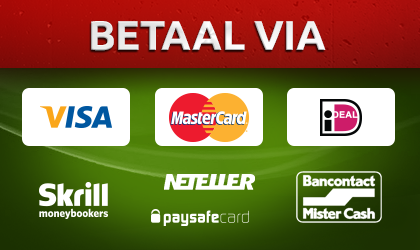Goldrun Casino biedt je veilige betaalmethodes zoals Visa, Mastercard, iDeal, Skrill, Paysafecard en Neteller.